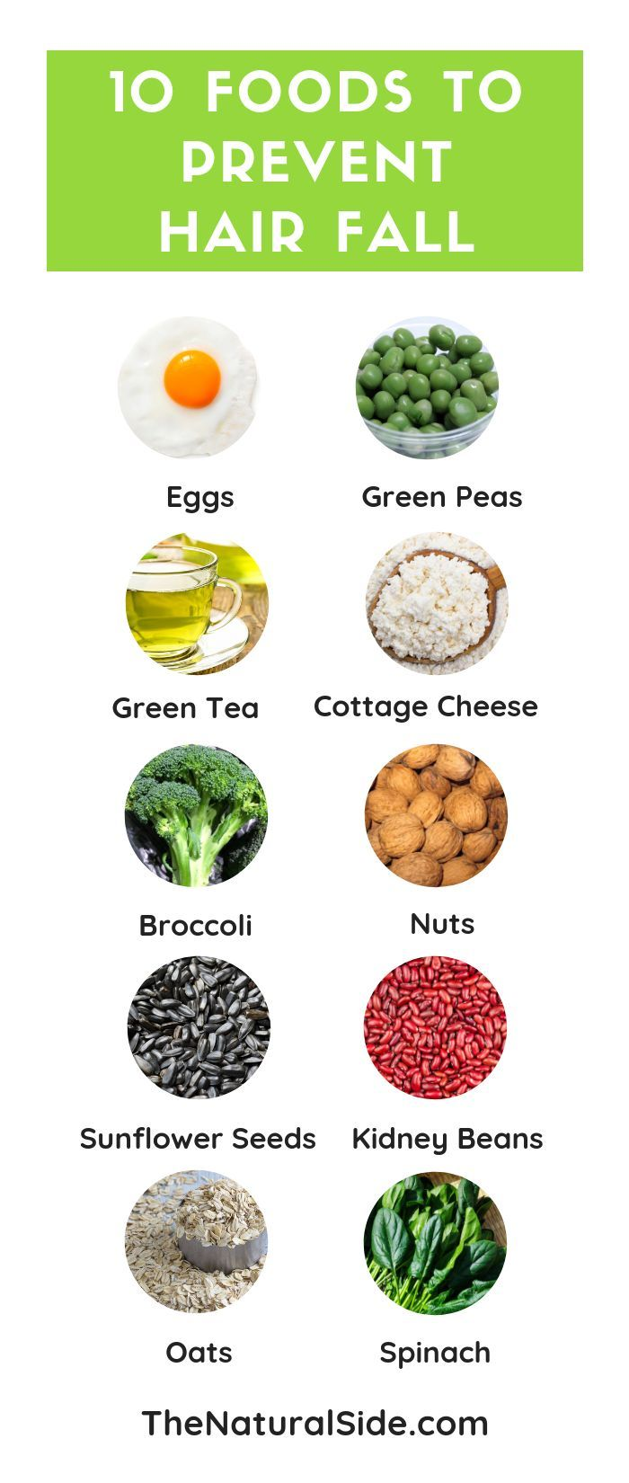 Shedding Hair? Eat These 10 Meals for Hair Loss Restoration