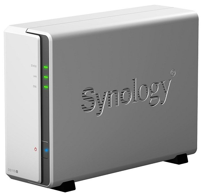Il nuovo DiskStation DS115j di Synology
