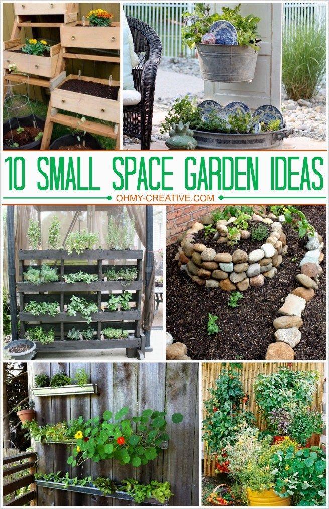 41 Amazing Garden Ideas For Small Spaces Gardening Ideas