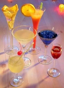 Alcohol Punch Drinks thumbnail