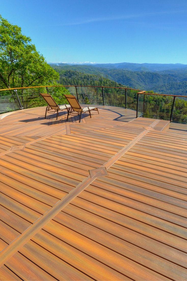 371 best images about composite decks by fiberon on for Horizon composite decking