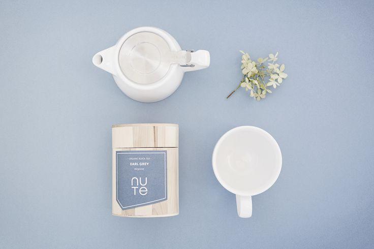 NUTE – Organic tea | Yellows