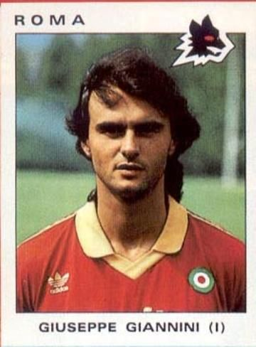 Giuseppe Giannini 1991/1992