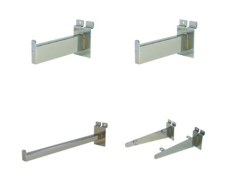 Canada's Slatwall and Shopfittings Accessories Manufacturer - http://www.idealdisplays.ca/04_slatwall_accessories.html