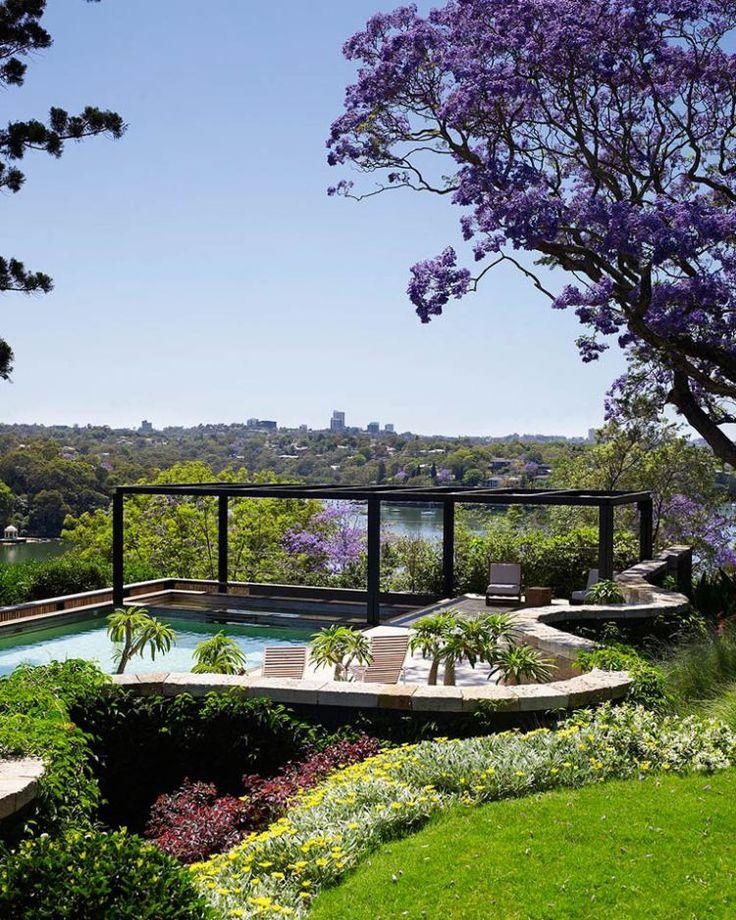 Cate Blanchett's Sydney Home pool