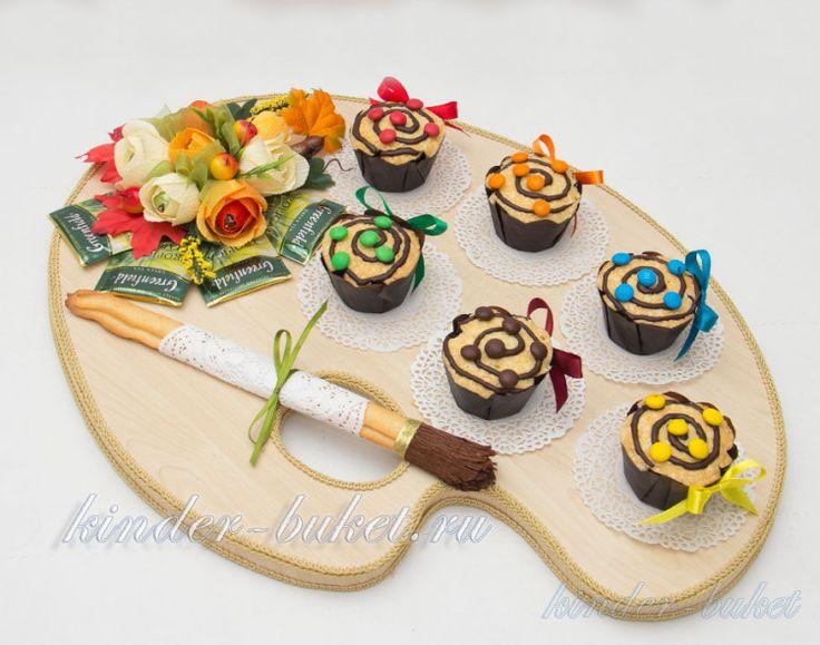 (2) Gallery.ru / Фото #1 - Домашние эксперименты на кухне... - kinder-buket
