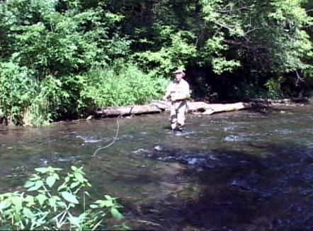Fly fishing the whitewater river minnesota supposed to for Best fishing in minnesota
