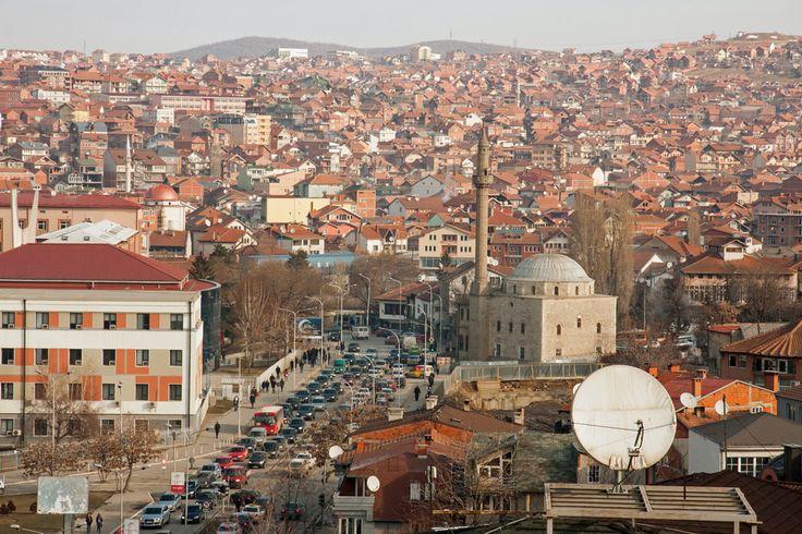 Prishtina by hofguteichen