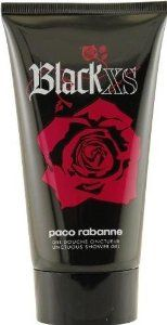Paco Rabanne Black XS Shower Gel 5 oz by Paco Rabanne. $15.78. Tamarind Blossom Patchouli Massoia Wood Hellebore Rose Pink Peppercorns Cranberry Vanilla