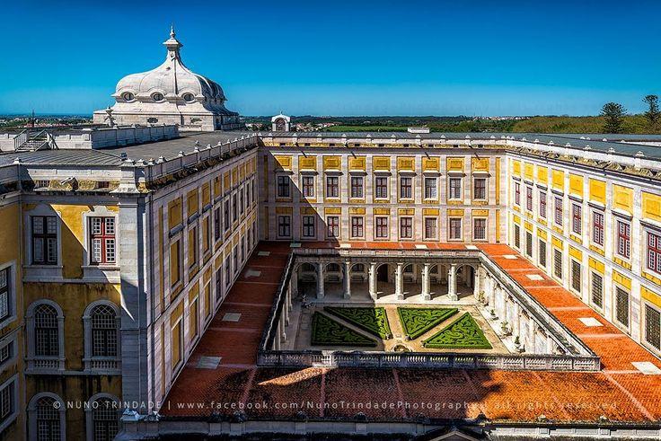 Palacio nacional, Mafra.