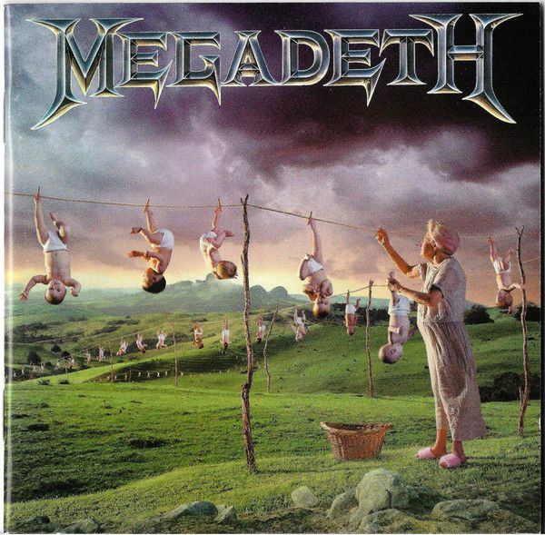 Images for Megadeth - Youthanasia