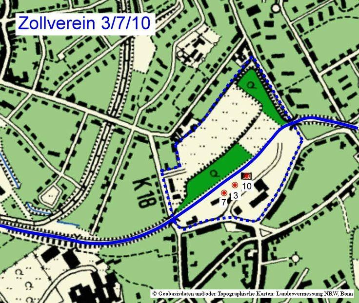 Best Zollverein Coal Mine Industrial Complex Images On - Zollverein germany map
