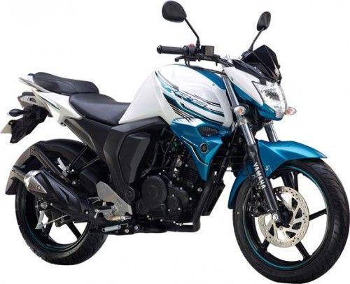 Yamaha FZ-S FI and Fazer FI get new colours and graphics