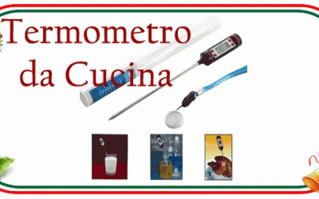 Per tutti i provetti chef, per i regali di Natale puoi optare per un termometro da cucina ! #cucina #natale #regali