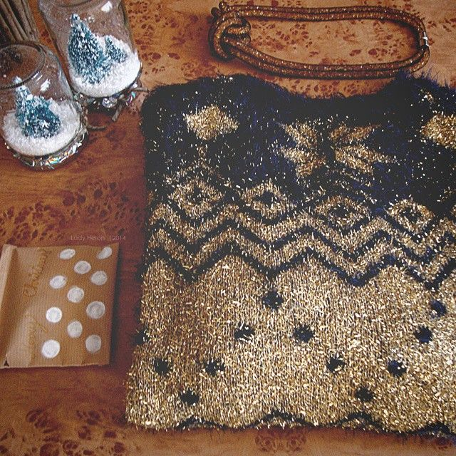#xmas #sweater #christhmas'sweater #winter #gifts #gold #curvy #curvyfashion #fashion #knitted  #nordic
