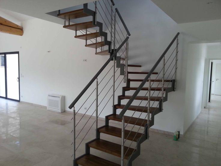 41 best Escaliers industriel métal images on Pinterest   Stairs ...