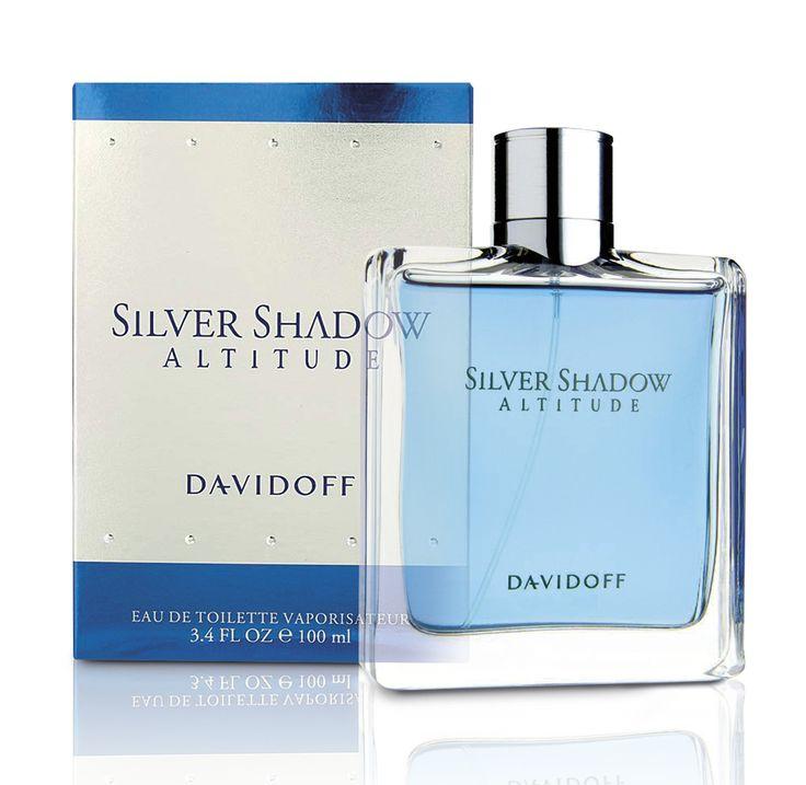 davidoff silver attitude shadow 100ml -  best price 45.00 euro DnD perfumes