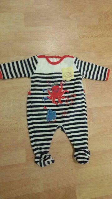 Pijama bebe 2015