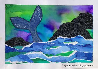 """Tatjana Knudsens blog om billedkunst, kreativitet og undervisning"""