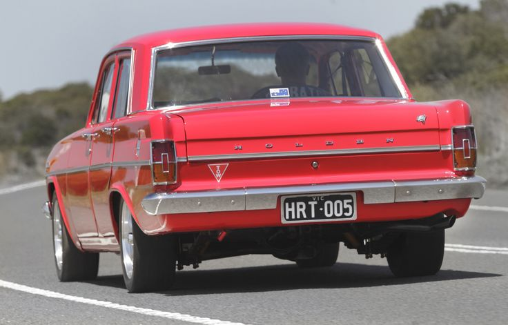 A true Aussie classic, 50 years old this year. Check out the number plates....Brocky!! How much more Aussie do ya want?