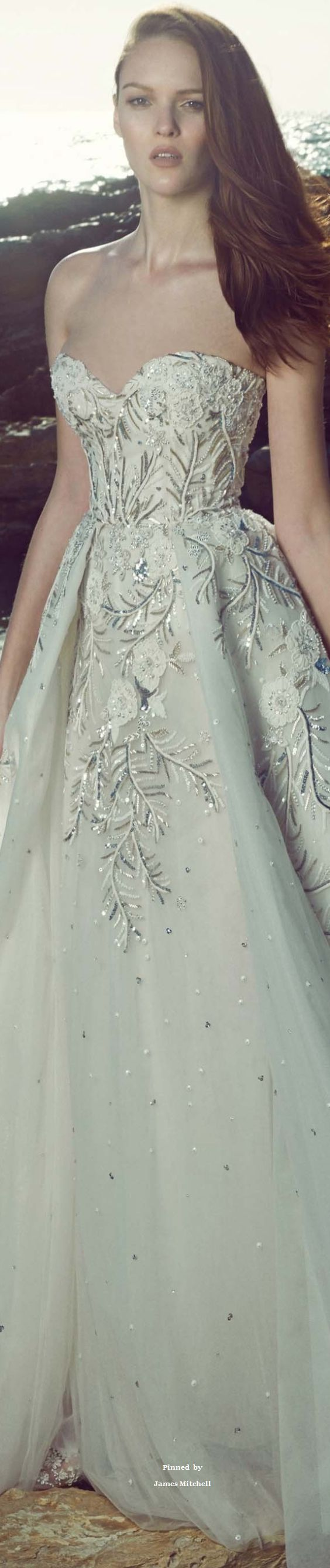Zuhair Murad Collection Bridal Spring 2017