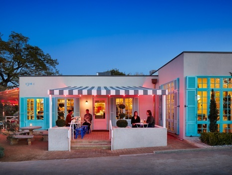 Elizabeth Street Café: Vietnamese café with decidedly French twist offers range of well-designed dining experiences - 2012-Feb-05 - CultureMap Austin