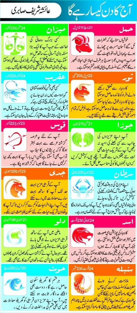 Get Complete Updates of Daily Horoscope 6th March 2015 (Sitaron Ki Chaal) In Urdu. Daily Horoscope 6th March 2015 (Sitaron Ki Chaal) In Urdu. Daily Horosco