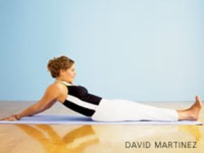 5 new poses to stretch your arms  shoulders  restorative