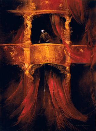 Anne Bachelier The Phantom of the Opera: Box 5
