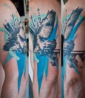 Artiste: Michael Cloutier, Artrock tatouage, Montréal