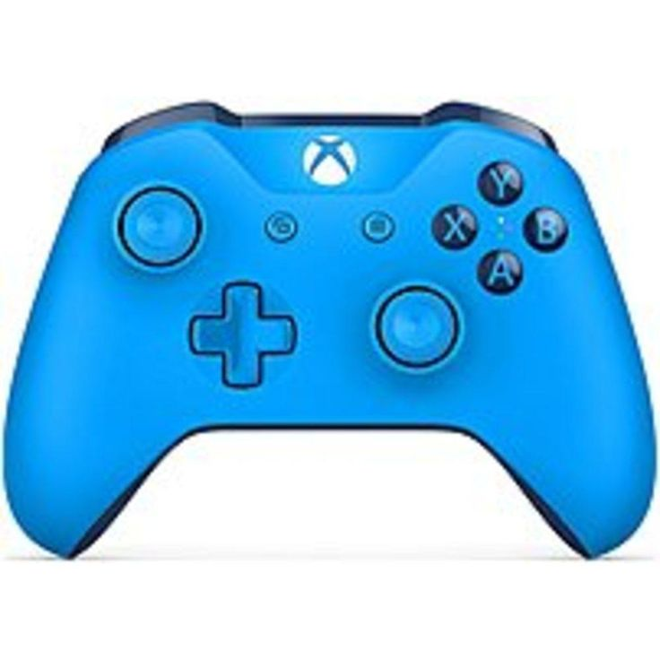 NOB MICROSOFT WL3-00018 Bluetooth Wireless Controller - Xbox One and Xbox One S - Blue