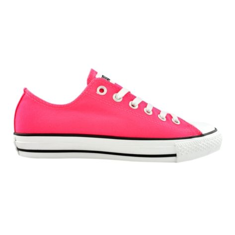 Converse All Star Lo Athletic Shoe - Neon Pink