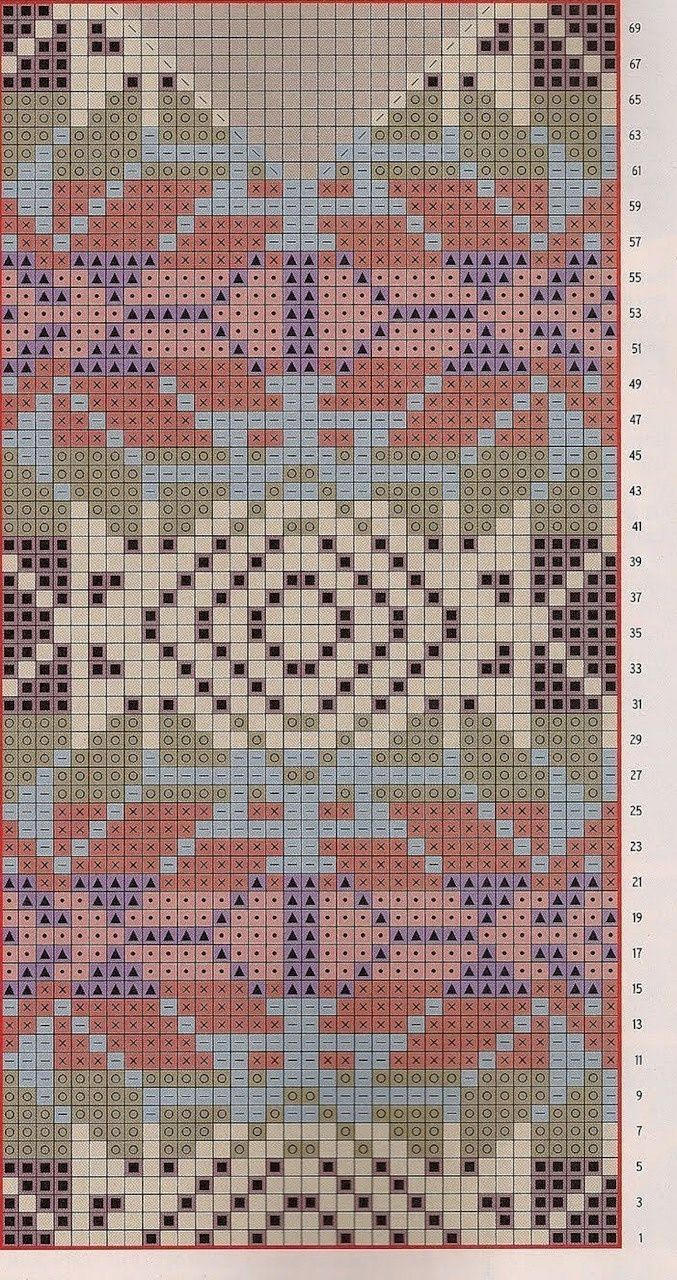"Borduurpatroon ""Overig"" Kruissteek *Embroidery Cross Stitch Pattern ~motieven~"