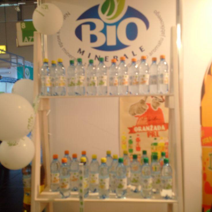 BioMinerale Junior prezentowało się jako nowość na Międzynarodowych targach spożywczych w Kolonii oraz w sekcji Bio foods. BioMinerale Junior do nabycia w ogólnopolskiej sieci NETTO. http://www.netto.pl