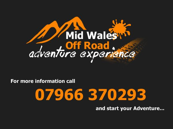Branding for Mid Wales Off Road
