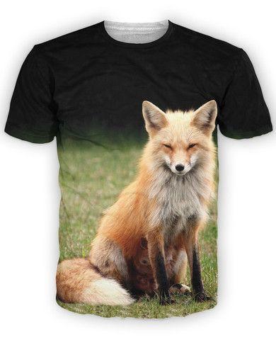 Mother Foxer T-Shirt