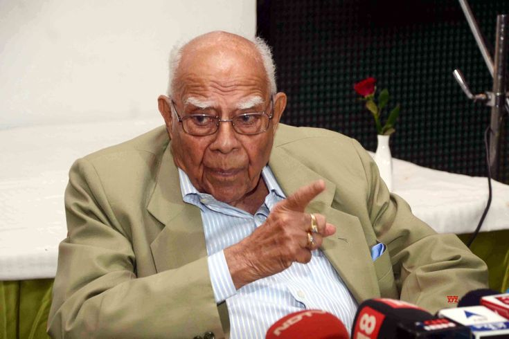 'What to leave out' a challenge in Ram Jethmalani biopic - Social News XYZ