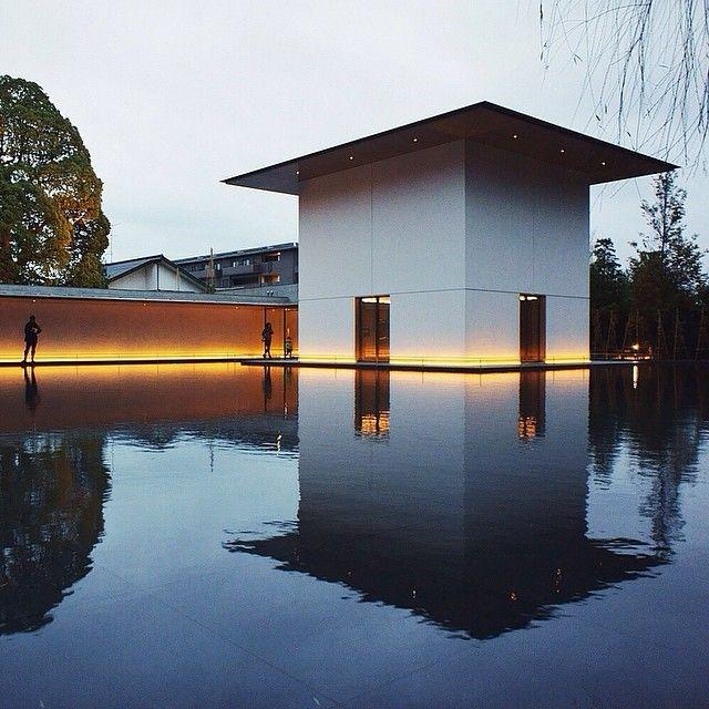 谷口吉生 「鈴木大拙館 」 #takehitoichikawaの建もの探訪 #建築 #architecture #谷口吉生…
