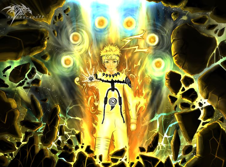 Ultimate Form - Naruto Uzumaki | Manga Magic | Pinterest | Naruto ...