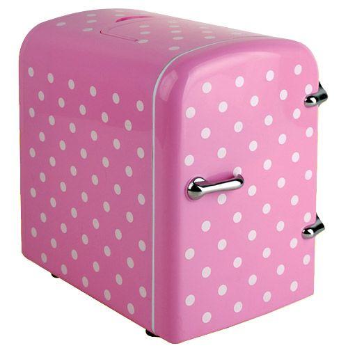 mini refrigerator | Premier 4L Pink Mini Refrigerator ...