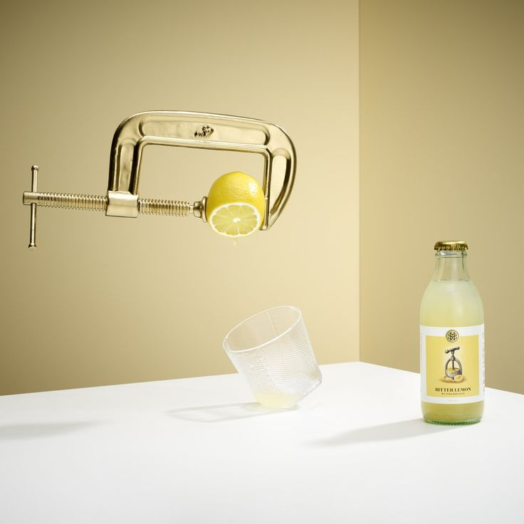 Bitter lemon tonic water packaging www.strangelove.com.au