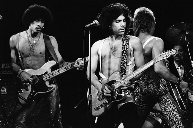 Prince Remembered by Childhood Best Friend and Bandmate André Cymone : 'There Was a Lot More to Him Than What People Saw' 4/28/2016 by André Cymone