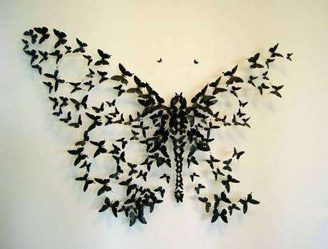 Don't really like butterflies but this will make a great tattoo!