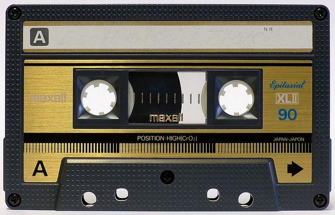 Maxell XLII tape