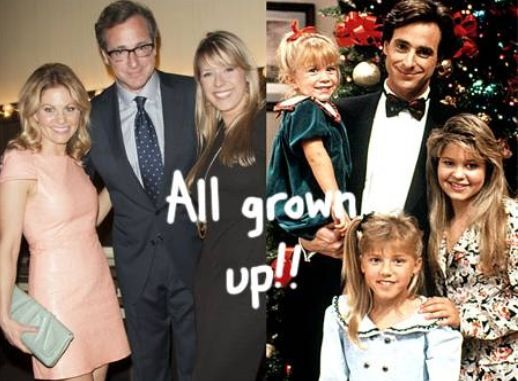 21 best images about Full house now and then on Pinterest ...