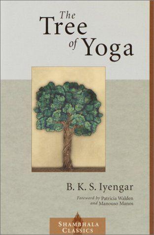 A great Yoga book, my favorite by Iyengar!