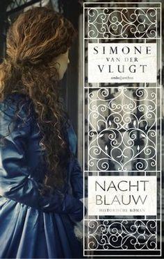 Nachtblauw - Simone van der Vlugt - Verschijnt in februari 2016 bij Ambo Anthos - Na de dood van haar man wordt Catrijn huishoudster bij de familie Van Nulandt. Catrijns verleden achtervolgt haar echter en ze moet op zoek naar een andere betrekking. Ze komt terecht bij Evert van Nulandt in zijn plateelfabriek in Delft. Simone van der Vlugt verweeft het meeslepende verhaal van Catrijn met een intrigerende periode uit de Nederlandse geschiedenis: de Gouden Eeuw.