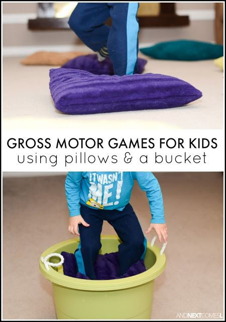 17 Best Images About Gross Motor Activities On Pinterest