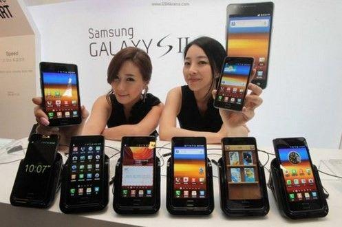 Ini Dia 5 Keuntungan Mempunyai Handphone Samsung