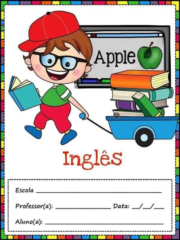 Desenhos Para Capa De Caderno Escolar Para Imprimir Abertura De